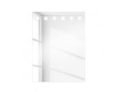 EEK A+, Badspiegel Wandspiegel - Spiegelglas - LED Beleuchtung, Tollhaus