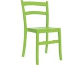 Gartenstuhl, Küchenstuhl, Stapelstuhl TIFFANY, stapelbar, in vielen Farben