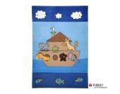 Kinderteppich Maui - Arche - 120x180cm, Theko die markenteppiche