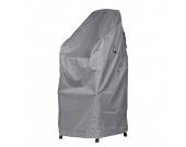 Schutzhülle Premium für Stapelstühle (Größe XL) - Polyester, mehr Garten
