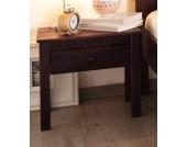 Nachttisch, Home affaire, Breite 50 cm, »Valencia«