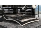 Cats Collection Premium Design Lederbett 180 x 200cm mit LED Beleuchtung