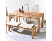 Massivholztisch aus Buche ausziehbar