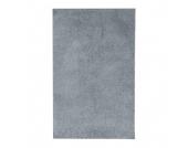 Shaggy Teppich Euphoria - Grau - 80 x 240 cm, Testil