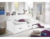 Cats Collection Kojenbett weiß 90 x 200cm