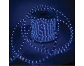 Lichtschlauch Cut Light 45 m Rolle / IP44 blau