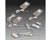 VARIO LED 2 Unterbauleuchten-Set mit Schalter