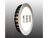 LED-Hausnummernleuchte Sun IP44
