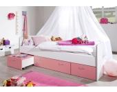 Relita Relita Funktionsbett >>Robby, rosa, Liegefläche 90/200 cm