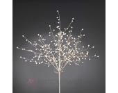 Ansprechender Lichterbaum LED außen 250 cm 240-flg