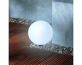 Große Solarleuchte BALLON mit LEDs