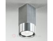 Deckenstrahler STYLE C aus Aluminium