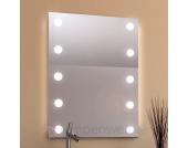 Beleuchteter Wandspiegel DOTLIGHT