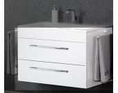 Lanzet P5 Waschtischunterschrank 90 Weiß