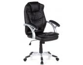 Bürostuhl / Chefsessel MARCO 300 Kunstleder schwarz hjh OFFICE