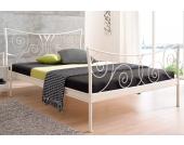 Home Affaire Metallbett »Princess«, weiß, 180/200 cm