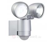 Zweiflammiger LED-Außenwandstrahler RADIAL