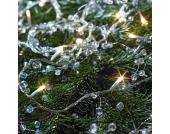 KRISP - LED Lichterkette mit kleinen Perlen 3,9 m